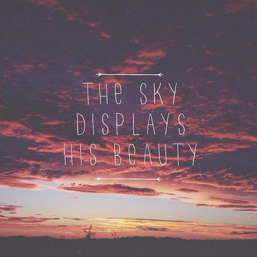 Number 231433 thing I'm grateful for.. Eyes that I can see the beautiful pictures he paints in the sky