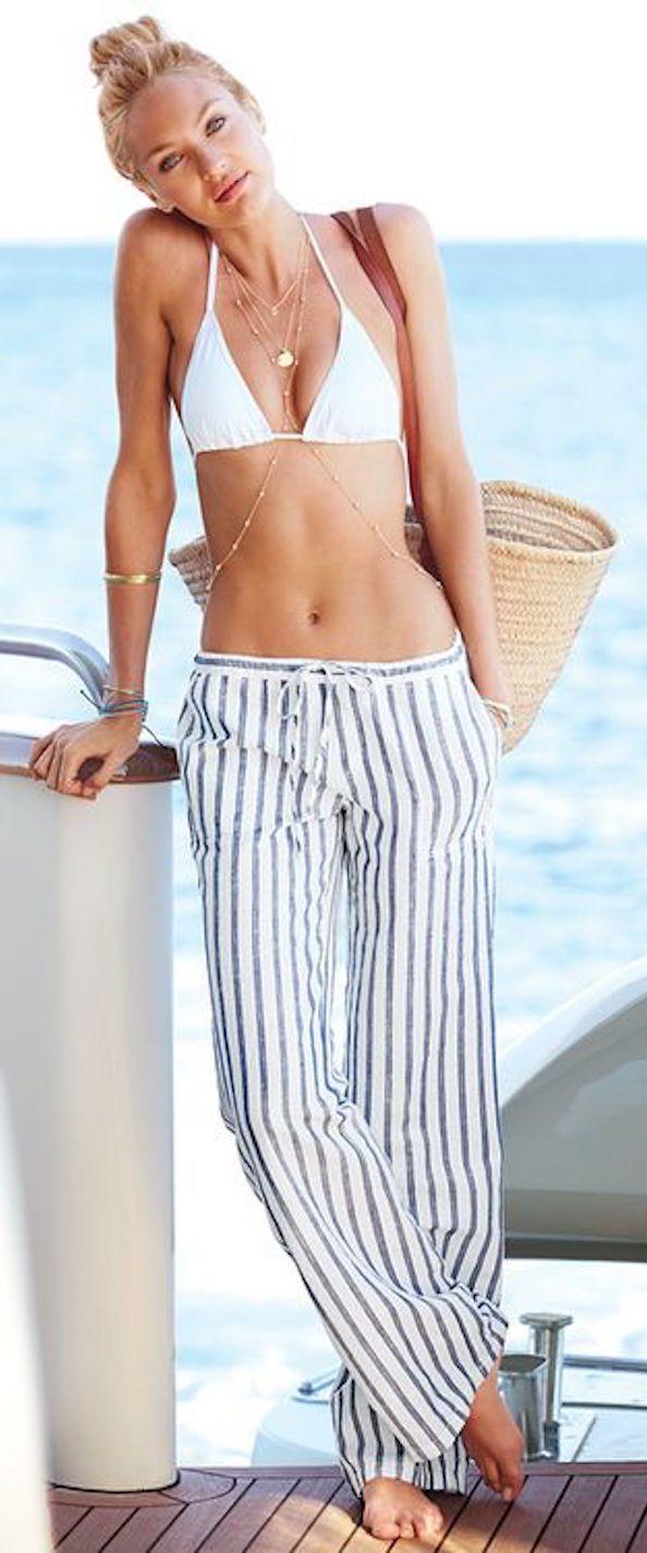 Yacht & Resort style - cool body chain