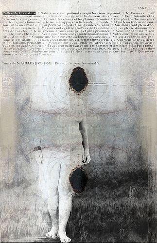 ⌼ Artistic Assemblages ⌼ Mixed Media & Collage Art - Linda Vachon ... pour faire la paix