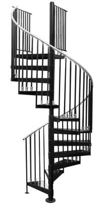 Best Spiral Stair Warehouse 3649 5 6 Diameter Balcony 400 x 300