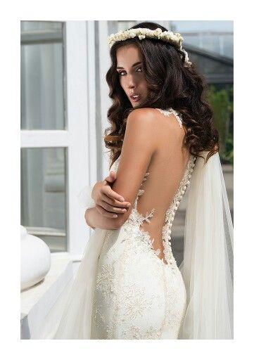 IL GIARDINO FATATO ❤ Atelier Kanto collection bridal dress 2016 www.atelierkanto.it