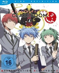 Sensei's Plans Are The Best With The Latest German 'Assassination Classroom II' Anime Dub Clip
