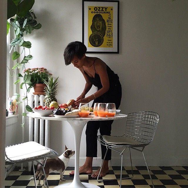 kitchen   retro, french