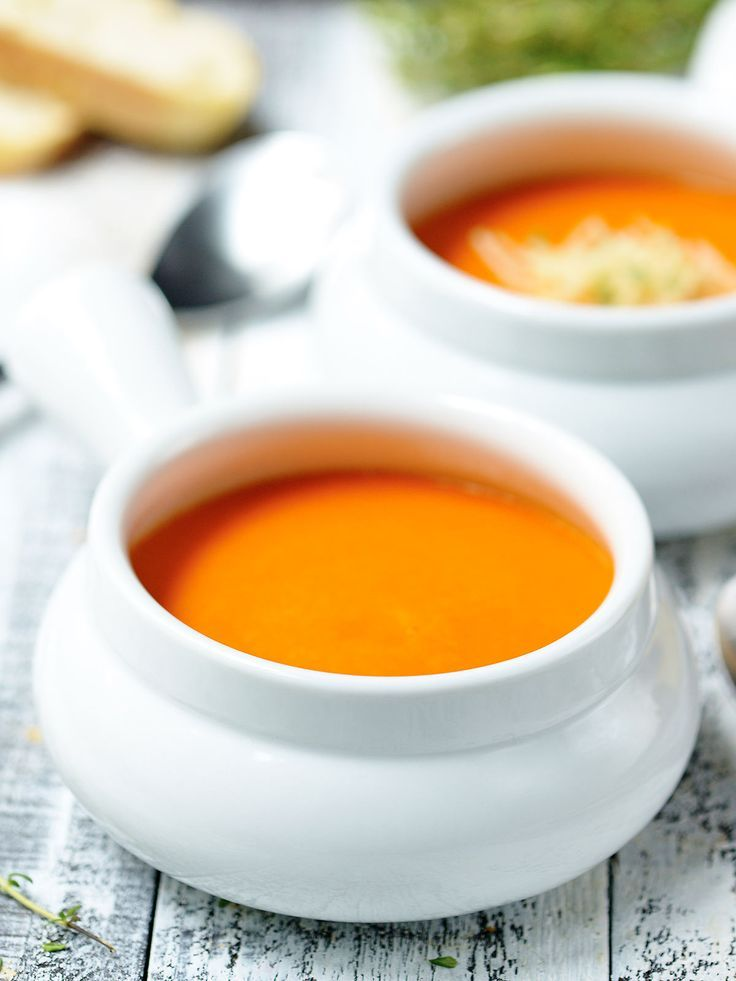 25+ best ideas about Red pepper soup on Pinterest | Roasted pepper soup, Red pepper recipes and ...