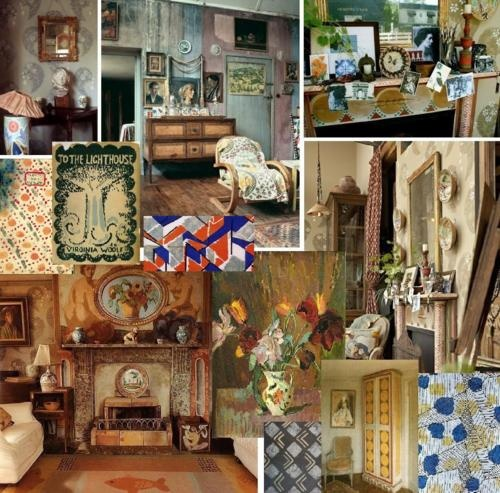 Currently Obsessed With The Bloomsbury Group And Charleston Farmhouse They Never Fail To Inspire Us
