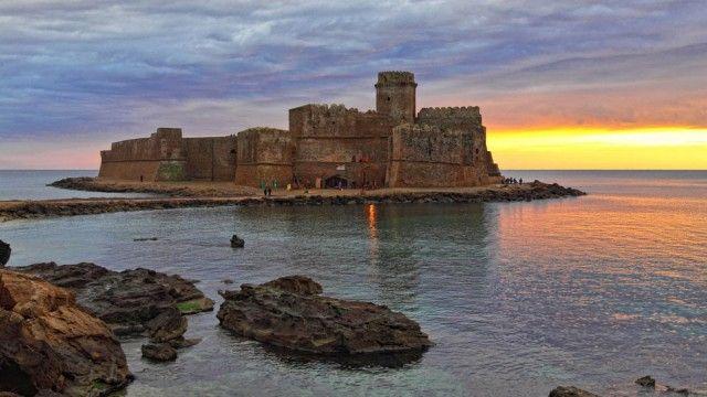 Fortezza sul mare Le Castella, Isola Capo Rizzuto