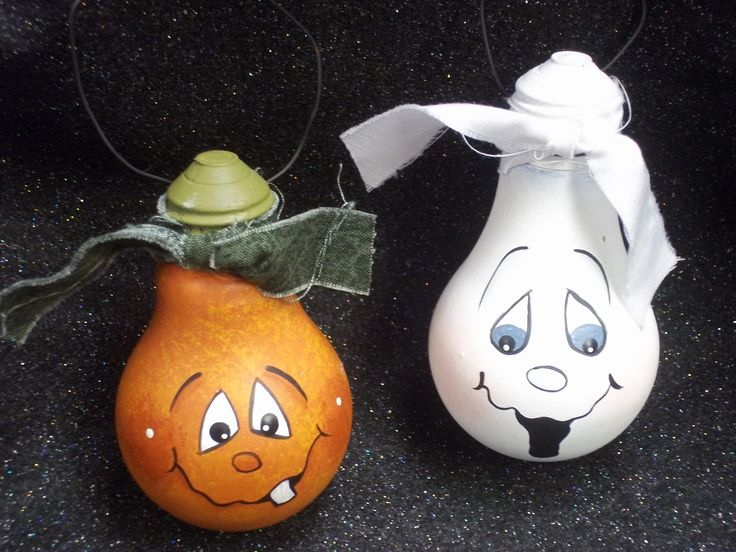 halloween craft with recycled light bulbs.  Visit us at www.millenniumwasteinc.com to learn more about our garbage and recycling services.