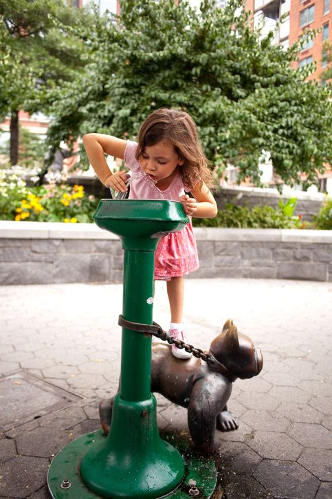 How to teach kids to save water