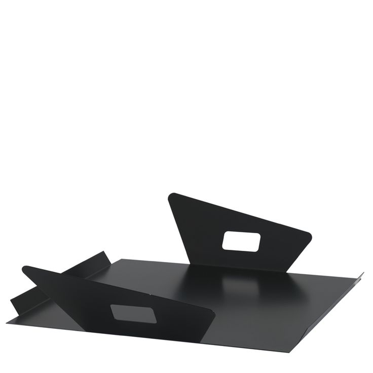 Design black tray Gie El Home