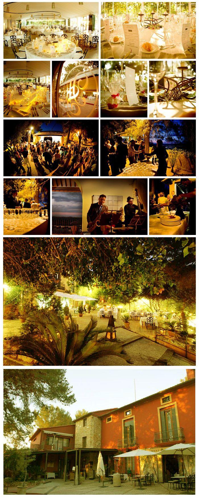 Restaurante Mont Sant - Xàtiva - Restaurantes para Bodas