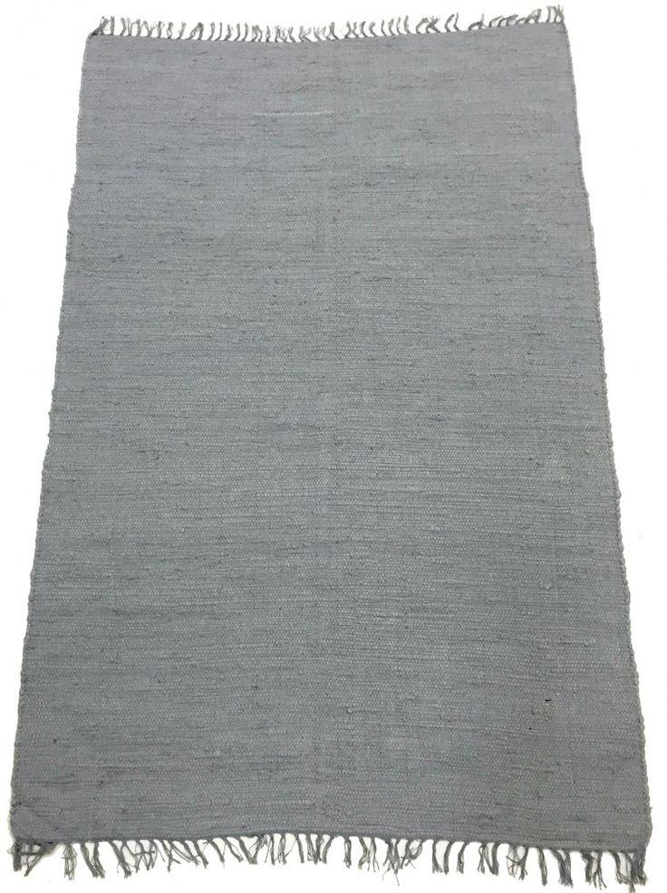 Trasmatta - Silje (grå)