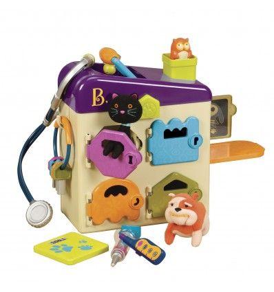 B.Toys Klinika Weterynaryjna Pet Vet https://pulcino.pl/btoys/458-btoys-klinika-weterynaryjna-pet-vet.html