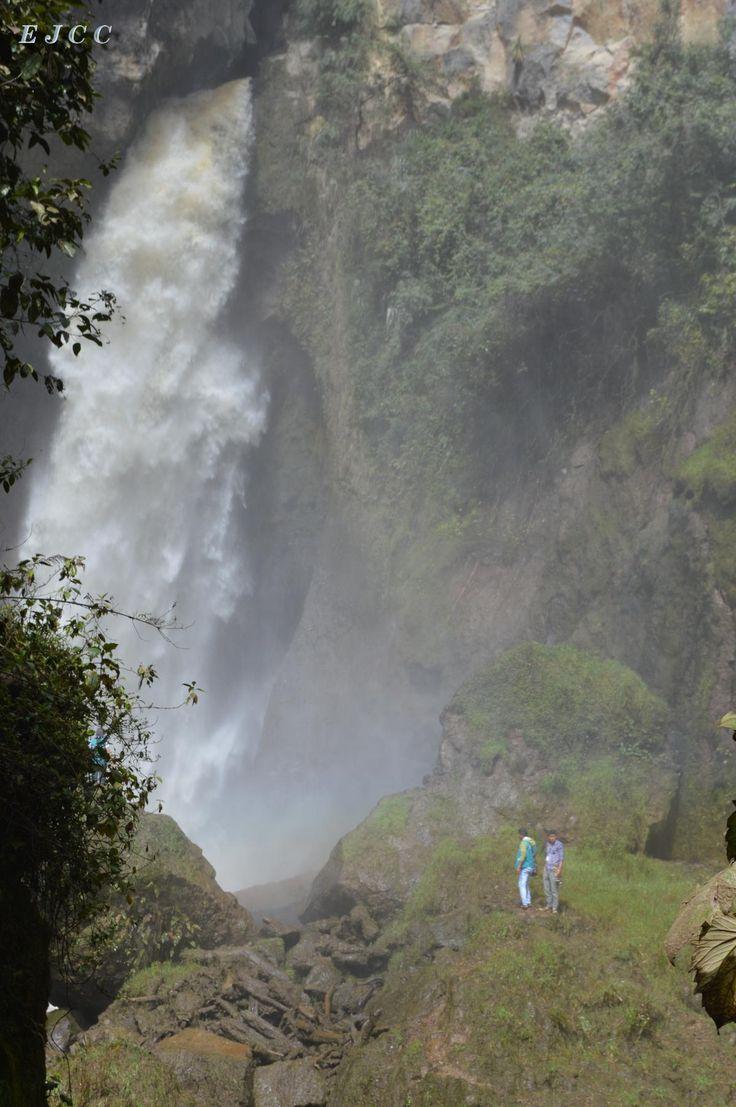 Tajumbina fall_La cruz, Nariño (Colombia)