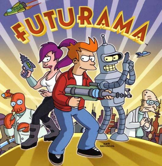 Futurama has a cult following (say hello to one of its members) and it is no wonder why--the characters are funny, it has the best one-liners and the storylines are unique and interesting. No matter what mood I am in, I can watch this show and it will make me happy.