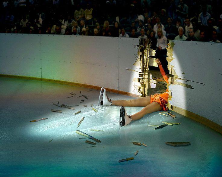 figure patinage artistique loupé