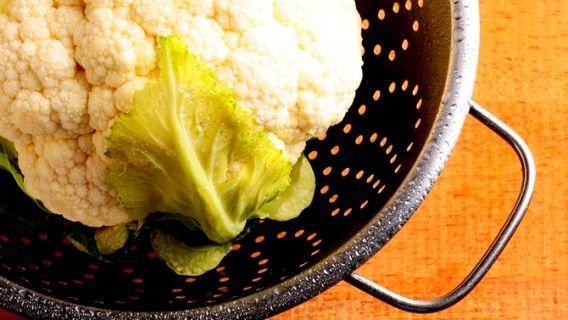 Purée de chou-fleur, oignon et fromage - Recettes de cuisine, trucs et conseils - Canal Vie