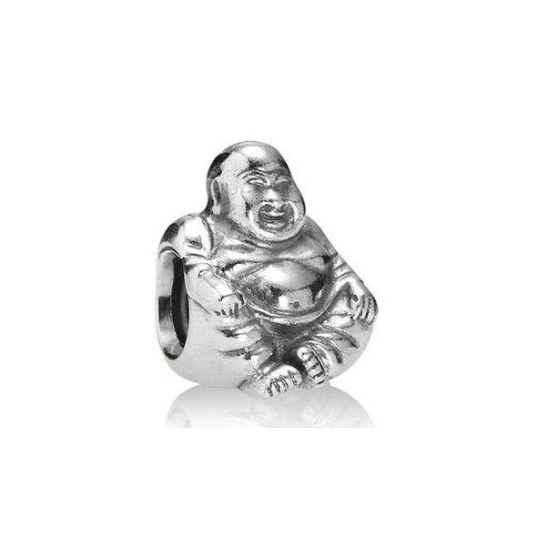 Pandora Silver Buddha Charm