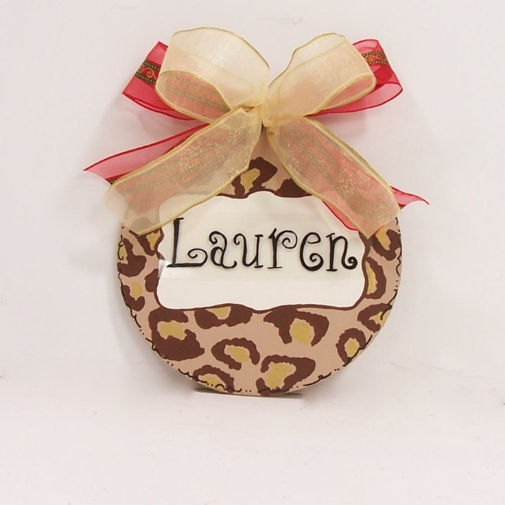 Leopard Decorative Balls Endearing 57 Best Leopard Christmas Ball Images On Pinterest  Christmas Inspiration Design