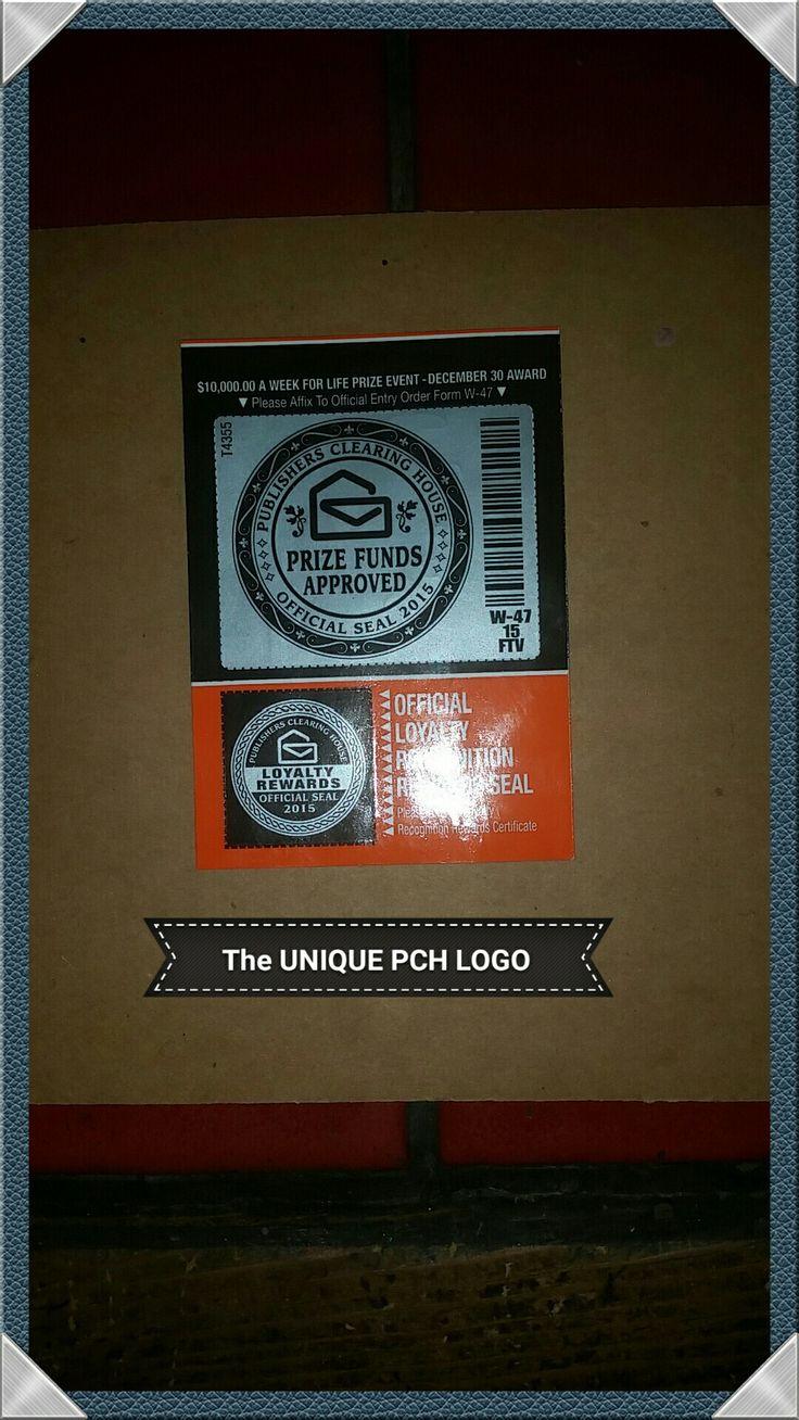 pch the unique logo