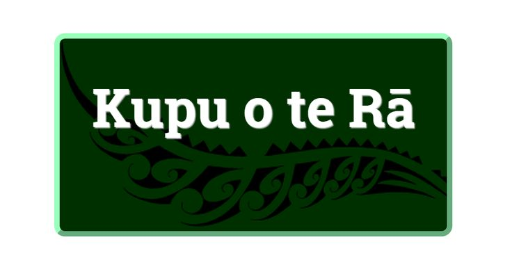Test your knowledge of these kupu