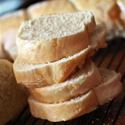 French Bread Recipe Breads with all-purpose flour, active dry yeast, salt, warm