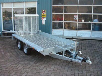 Aanhangwagens - Transporters