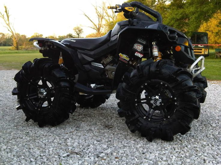THE OFFICIAL SHOW OFF YOUR CAN AM THREAD!! | High Lifter Forums