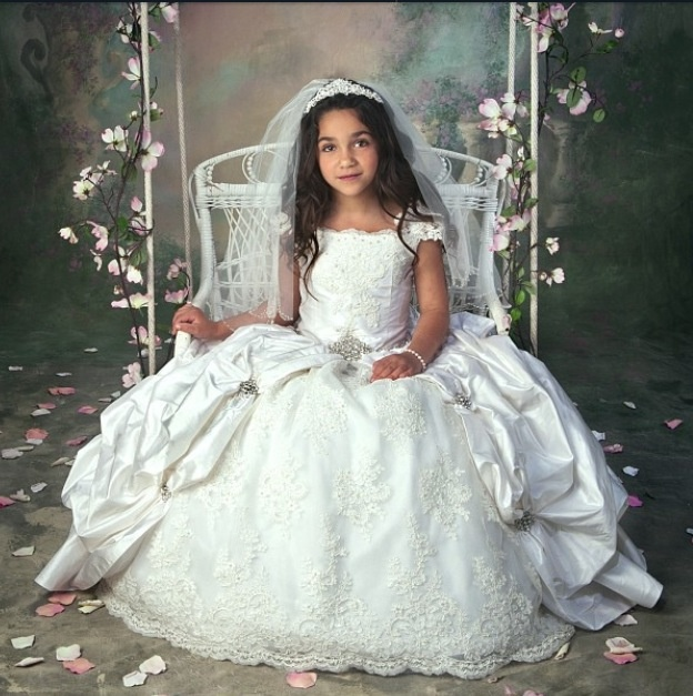 1000  ideas about Communion Dresses 2014 on Pinterest - First ...