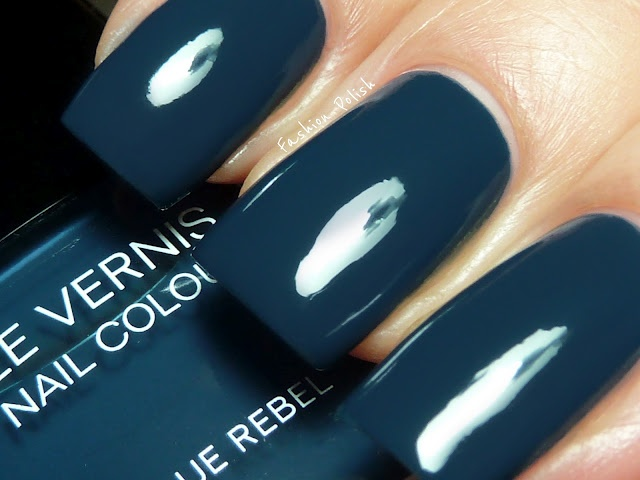 Chanel Blue Rebel.: Heart Nails, Chanel Nails, Happy Nails, Nail Polishaholic, Chanel Nail Polish, Chanel Blue