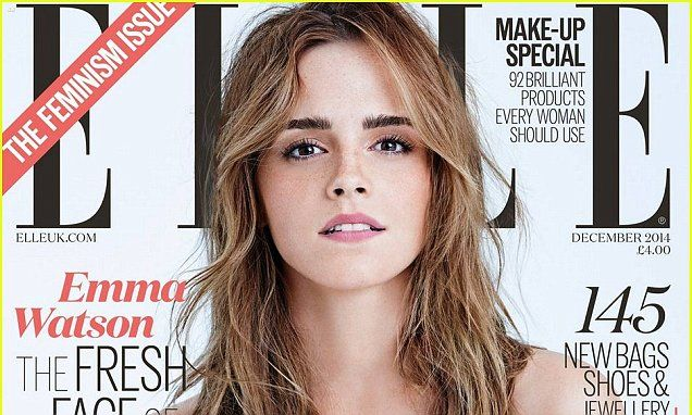 Emma Watson admits she was nervous to deliver feminism speech