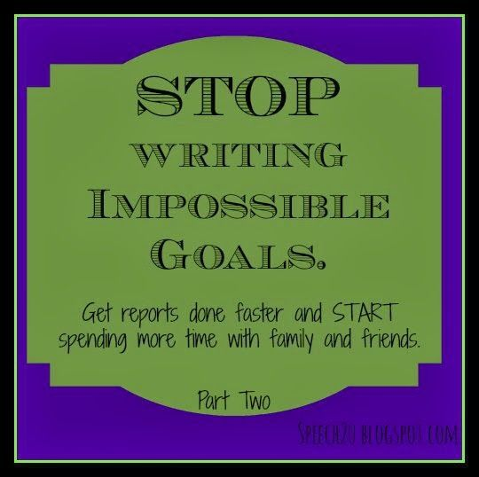 S2U: Saturday Soapbox: Just because they got it wrong on the test doesn't mean it needs to be a goal!