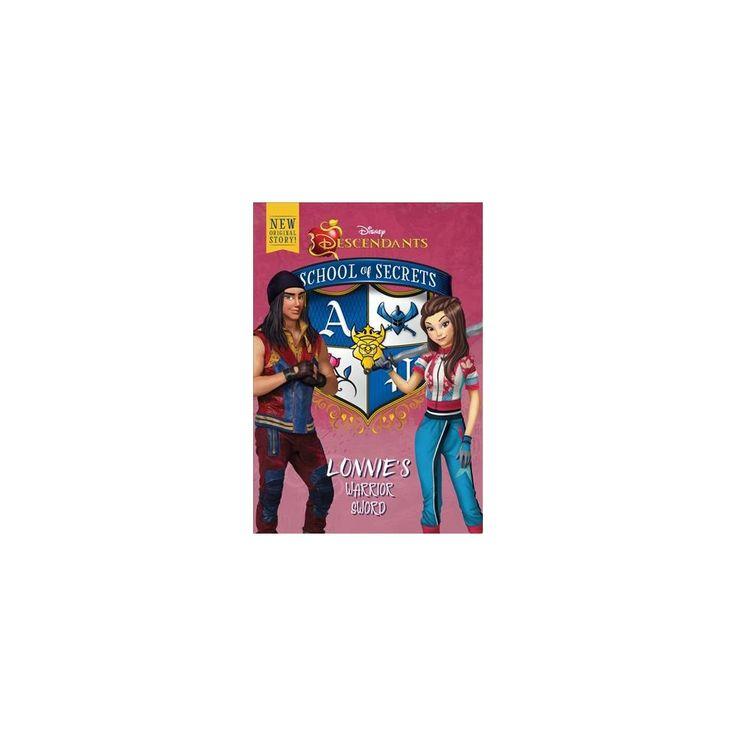School of Secrets : Disney Descendants (Hardcover) (Jessica Brody)