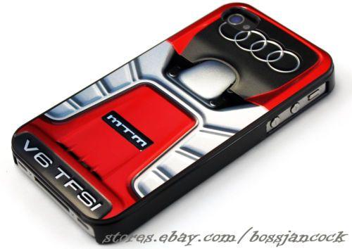 Audi-MTM-S5-V6-TFSI-Engine-Case-For-iPhone-4-4s-5-5s-5c-6-6plus-Samsung-Galaxy
