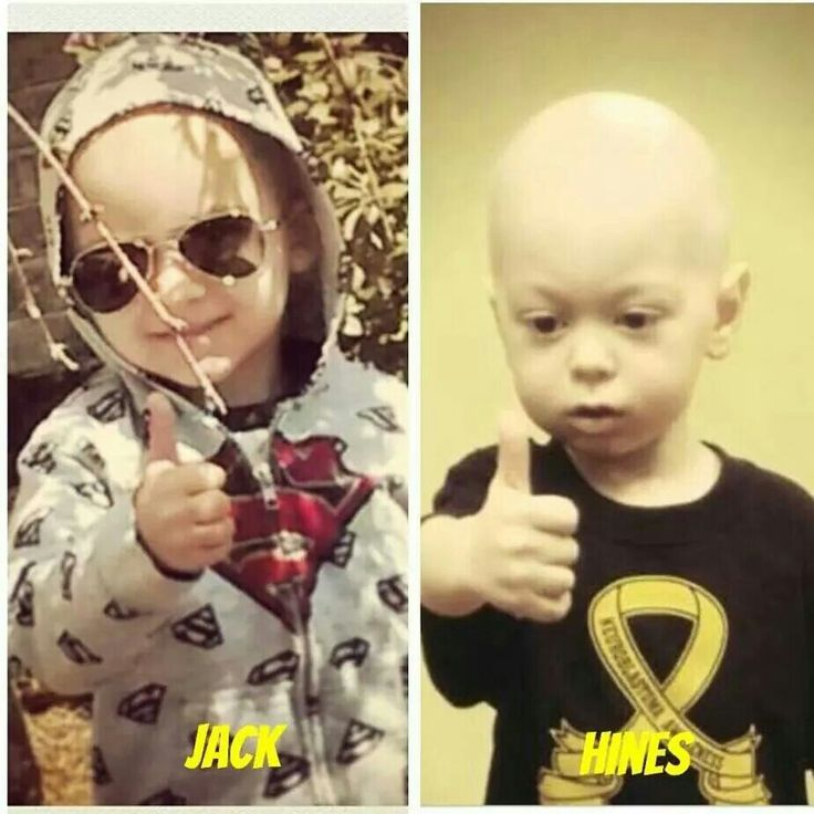 THIS IS HINES AND HIS BUDDY HE MET AT WVU HOSPITAL IN MORGANTOWN WV JACK HAS SAME PROBLEM BUT MAYBE A YEAR OLDER MOST OF THE CHEMO WAS DONE THERE WHICH IS CLOSER TO HIS HOME IN WHEELING WV