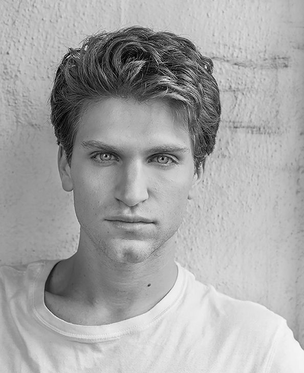 Pretty Little Liars's Keegan Allen Has a Serious Photo Obsession  #InStyle