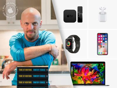 Win a Macbook Pro iPhone X Apple Watch Series 3 and More