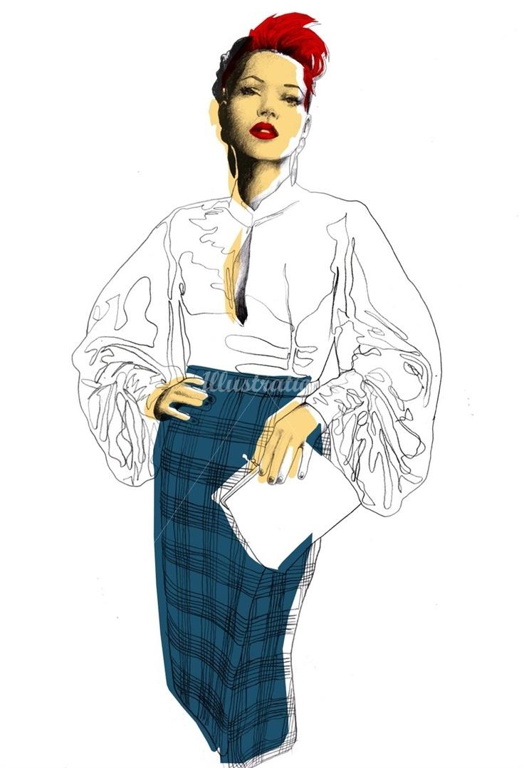 Illustration by Max gregor