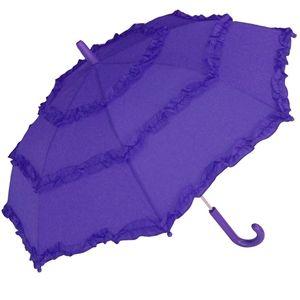 Girls Purple Parasol Rain Umbrellas $7.25 each - saraglove.com