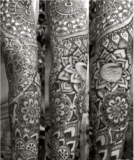 25 Best Ideas About Mandala Tattoo Design On Pinterest: 25+ Best Ideas About Mandala Sleeve On Pinterest
