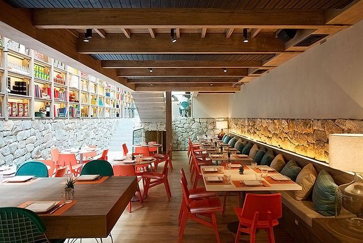 Alma Mara Restaurant By Studio Arthur Casas
