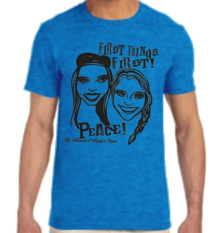 Our Official HANNAH & KAYLEE T-shirt