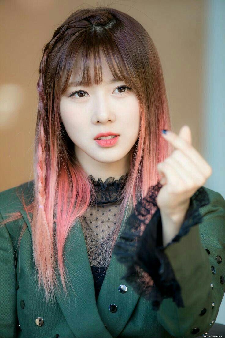 Pin By Iringo Kremeny On Dreamcatcher Korean Hairstyle Kpop Hair Pop Hair