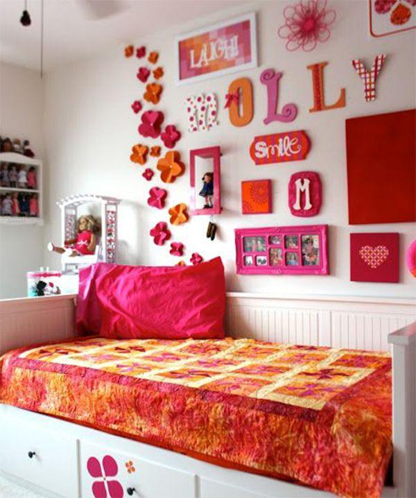 stylish kid's room decoration
