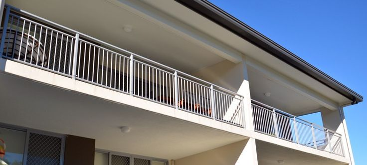 Australian made Tubular Balustrade made from stylish, tough, rust-free aluminium. Huge range of colours & a ten year warranty. National Delivery.