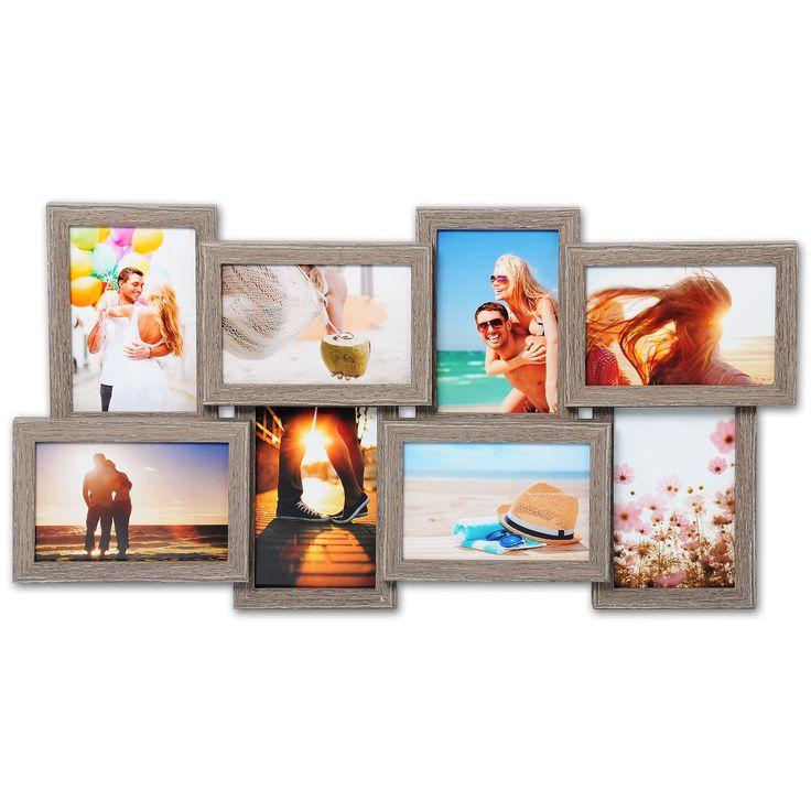 die besten 25 fotorahmen collage ideen auf pinterest fotowand fotogeschenke collage und. Black Bedroom Furniture Sets. Home Design Ideas