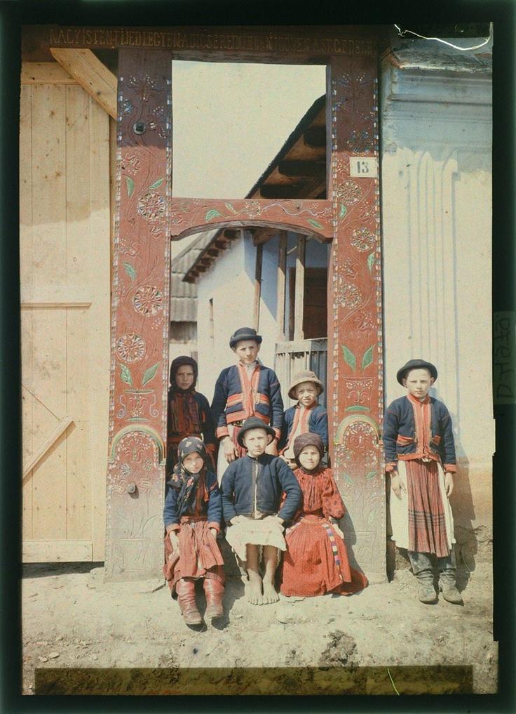 From Mėra,1911/Néprajzi Múzeum | Online Gyűjtemények - Etnológiai Archívum, Diapozitív-gyűjtemény