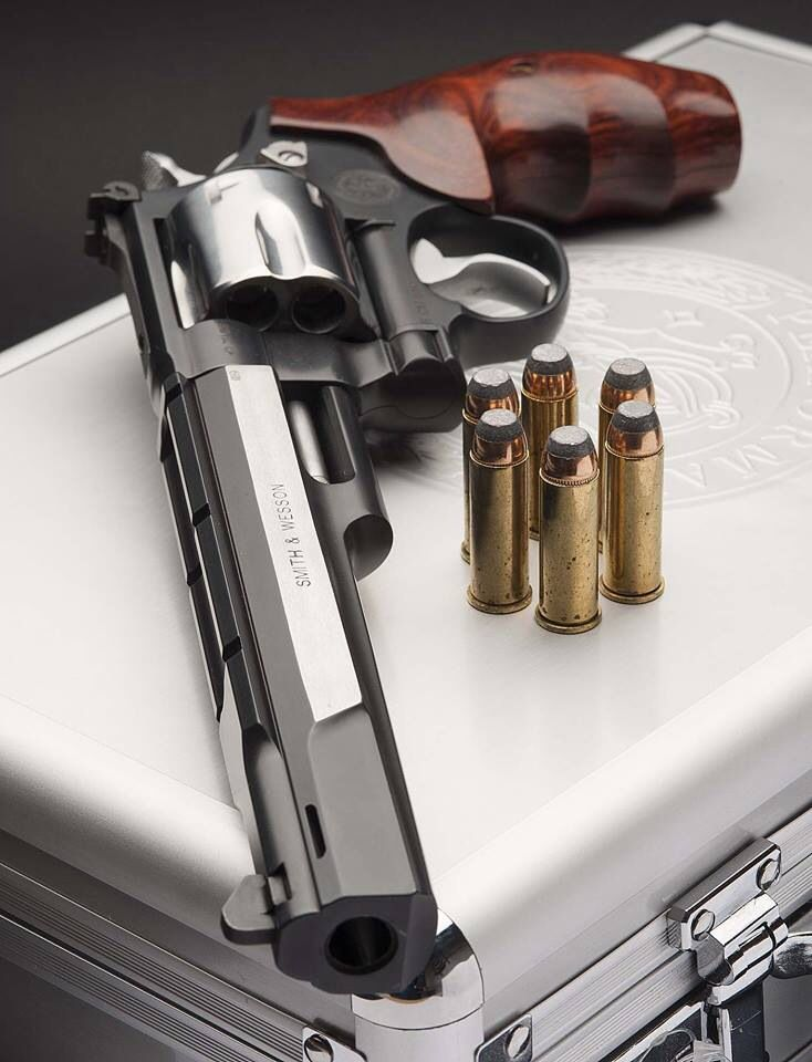 / .44 Magnum  / Pistol  / Smith and Wesson / Semi /