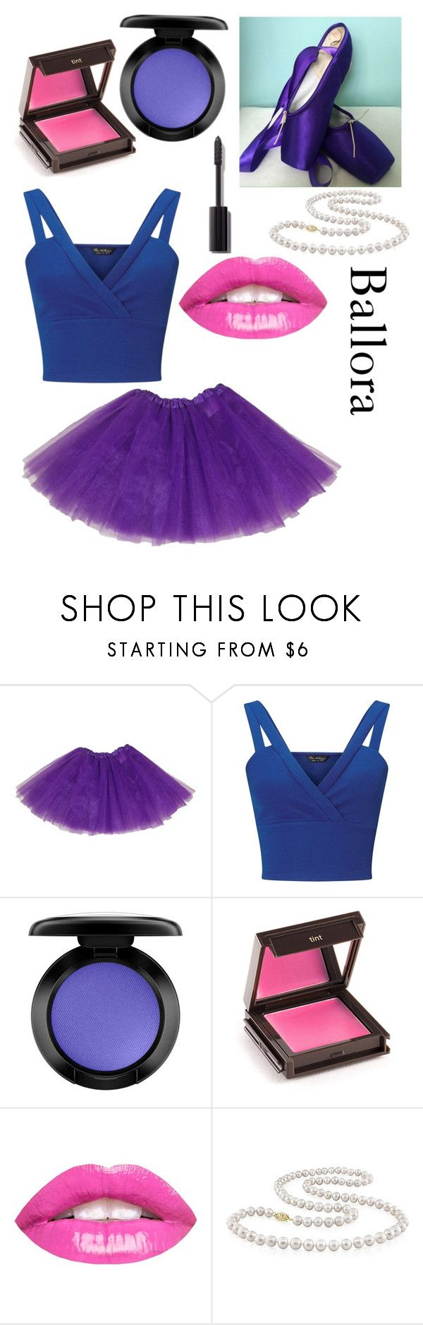 """""""FNAF Sister Location: Ballora"""" by badlandsbrunette ❤ liked on Polyvore featuring Miss Selfridge, MAC Cosmetics, Jouer, Miadora and Chanel"""