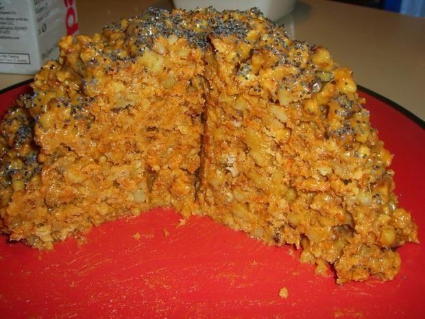 Торт муравейник из печенья / Простые рецепты