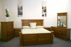 Texas King Bed Suite